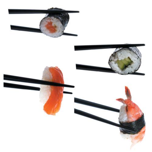 Decoração Cozinha Sushi Detalhe