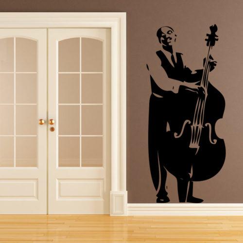 Decoração de Paredes Musica Jazz