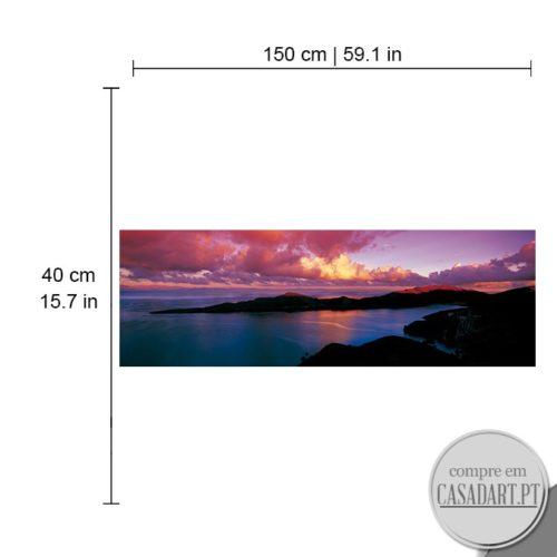 Panoramico Color World Dimensões