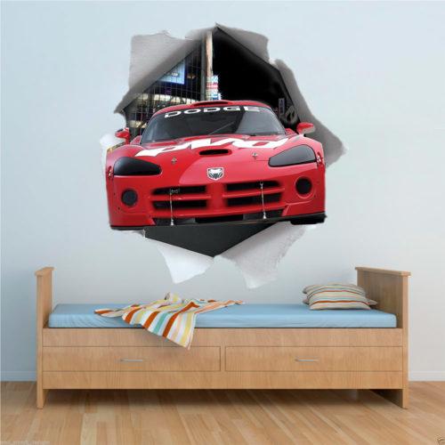 Dodge Viper vinil decorativo