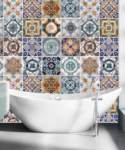 Azulejos Portugueses Autocolantes - Parede