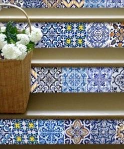 Azulejos para Casa de Banho ou Azulejos para Cozinha - Escadas