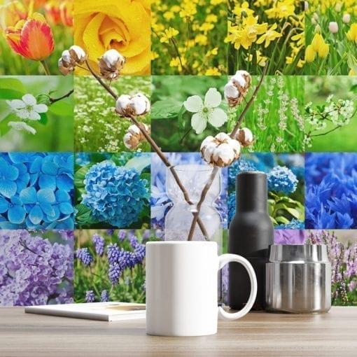 Color Nature Revestimento de Azulejos - Parede 1