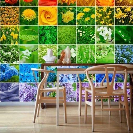Color Nature Revestimento de Azulejos - Parede