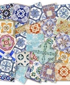 Azulejo Tradicional Espanhol - Detalhe 1