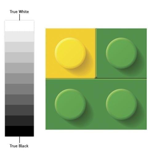 Lego Azulejos Autocolantes - Espectro de Cores