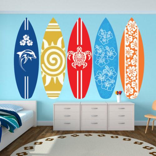 Pranchas de Surf vinil decorativo