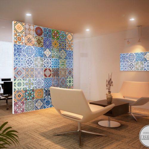 Azulejos-Portugueses-Mural