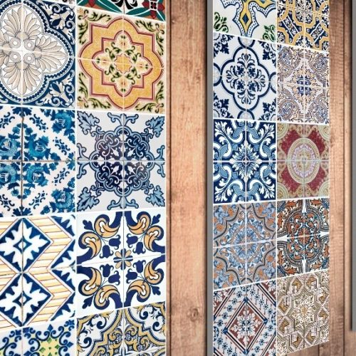 Azulejos-Portugueses-Triptico-Pormenor