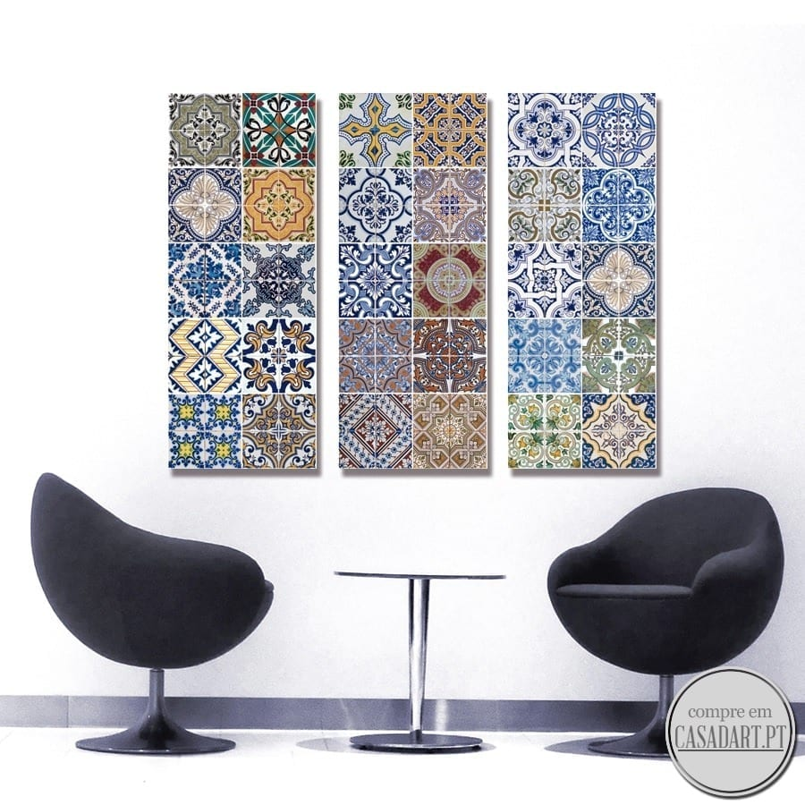 Azulejos-Portugueses-Triptico