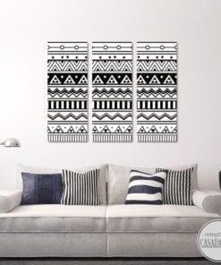 Aztec-Tripticos