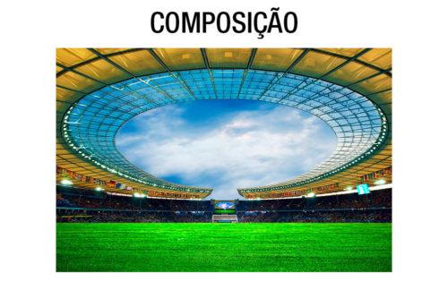 Estadio de Futebol - Composição