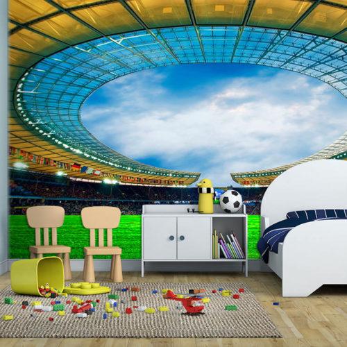 Estadio de Futebol - Destaque
