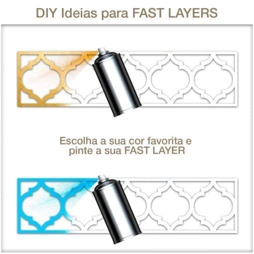 DIY Trellis Personalizar Móveis