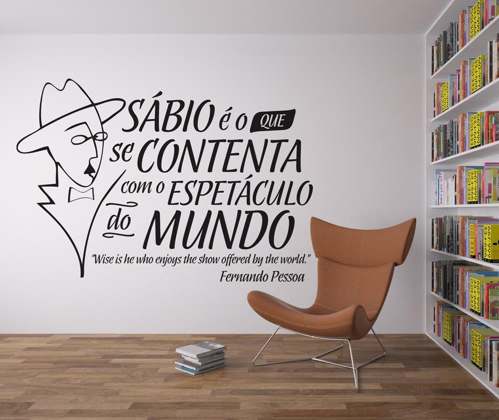 Fernando Pessoa Espectáculo do Mundo