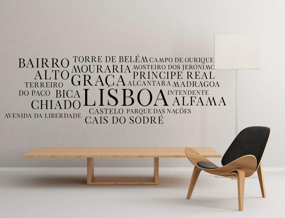 Worldcloud Lisboa