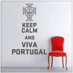 Keep Calm Viva Portugal