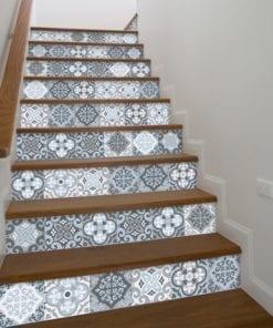 Azul Cinza Vintage - Escada