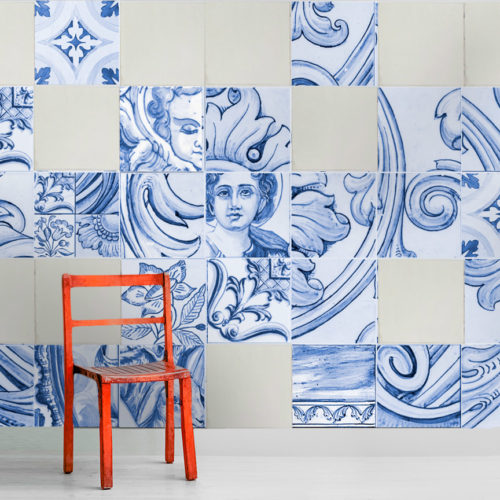 Azulejos Mosaicos Para Baños | Azulejos Autocolantes Decoracao De Interiores Casadart Pt