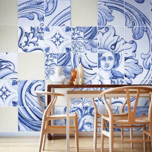 Azulejos Herança Portuguesa