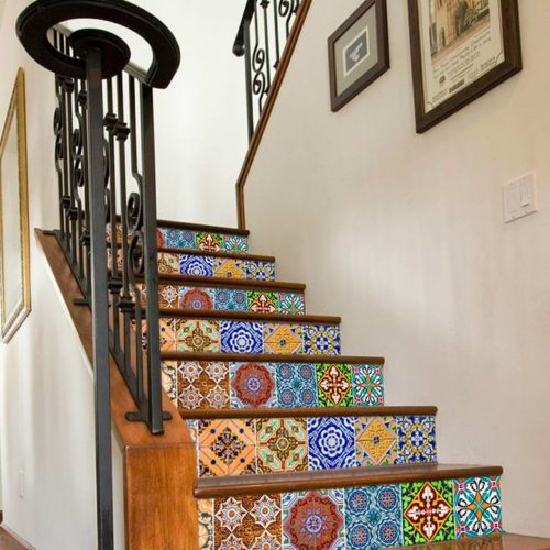 Azulejos Portugueses para Escadas N1
