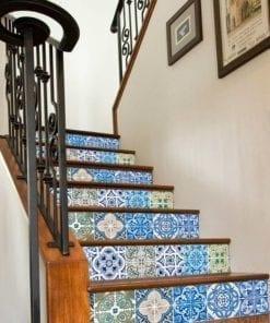 Azulejos Portugueses para Escadas N2