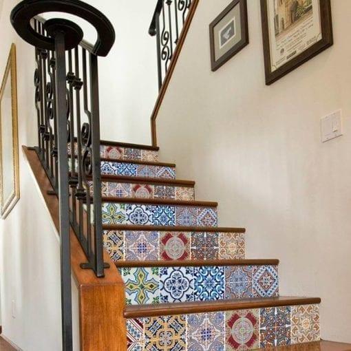 Azulejos Portugueses para Escadas N3