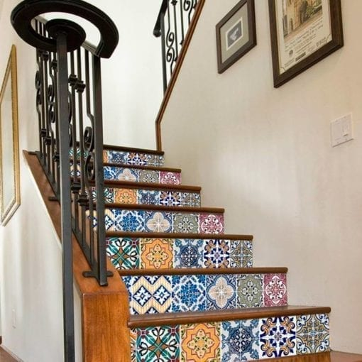 Azulejos Portugueses para Escadas N4
