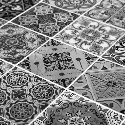 Azulejos Tradicionais Portugueses PB - Detalhe