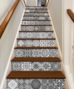Azulejos Tradicionais Portugueses PB - Escadas