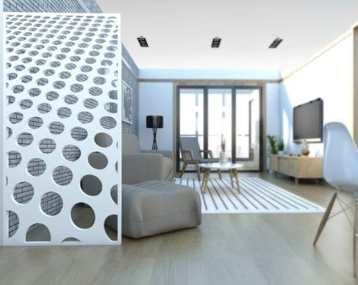 Círculos Efeito 3D