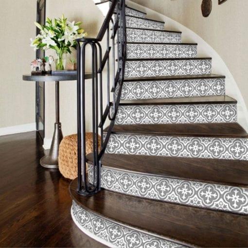 Estilo Marroquino Tradicional - Escadas