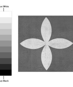 Geométrico Grafite - Espectro de Cores
