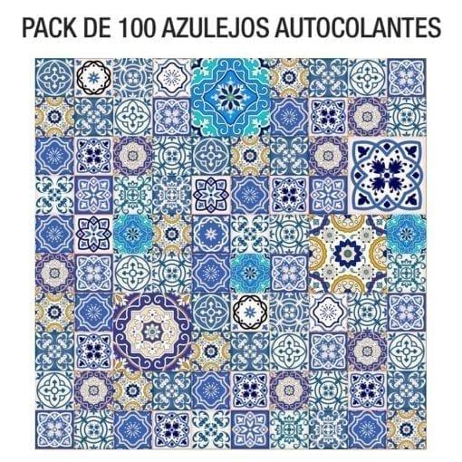 Talavera Azulejos Autocolantes Pack