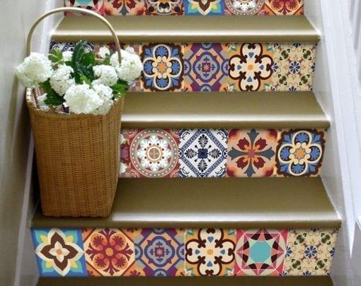 Talavera Tradicional - Escadas