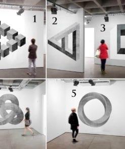 Formas Geométricas Impossíveis