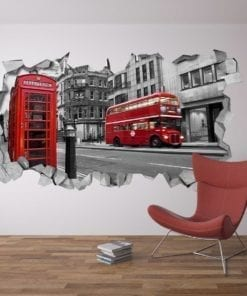Londres 3D Wallpaper