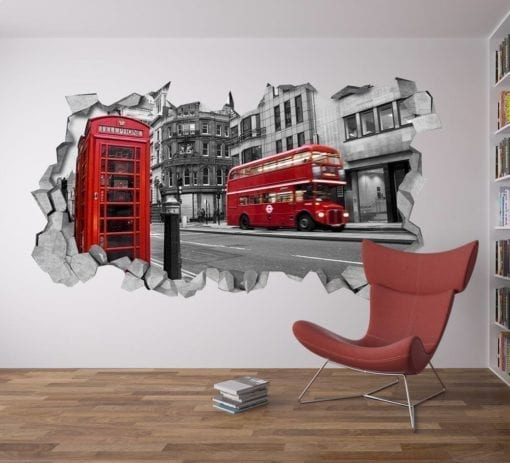 Londres 3D Wallpaper