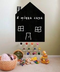 Casa em Vinil Ardósia