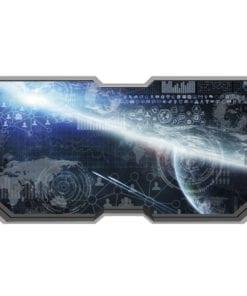 Centro de Comando do Espaço Wallpaper 3D Detalhes