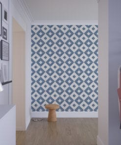 Azulejo Marroquino Tradicional Autocolante - Parede