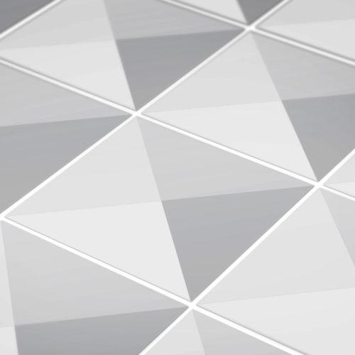 Azulejo Geométrico Decorativo autocolante-2