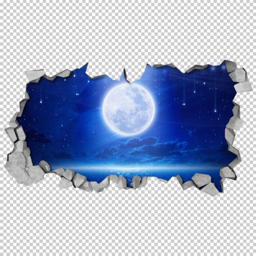 Efeito-de-parede-partida-de-lua-cheia-detalhe