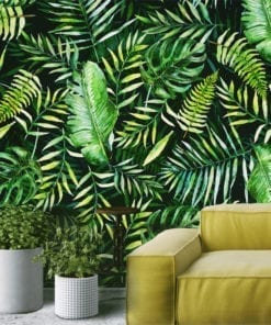 Mural Decorativo Tropical