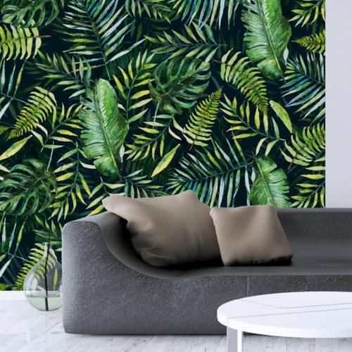 Mural Decorativo Tropical