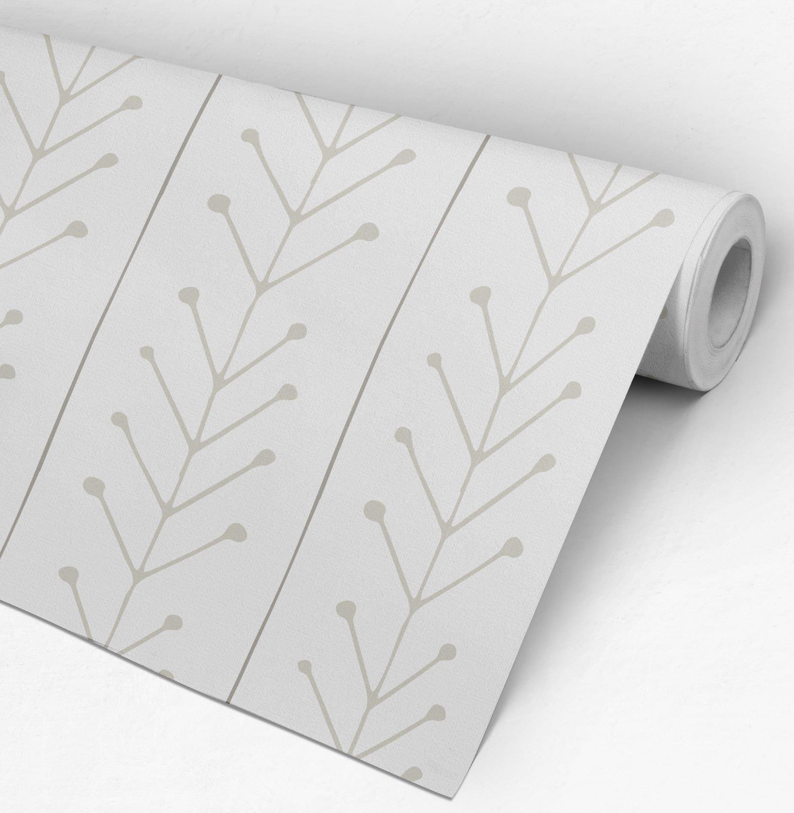 Papel de parede escandinavo minimalista - Papel para paredes ikea ...