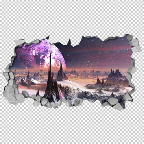 Planeta-alienígeno-wallpaper-3d-detalhe