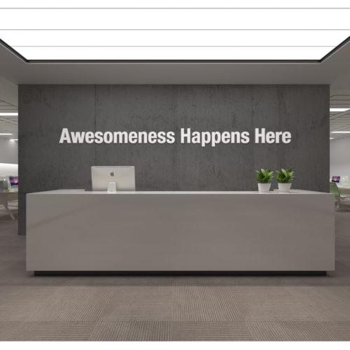 Awesomeness Decoração de Interiores