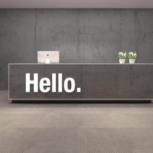 Hello 3D Decoração Escritório