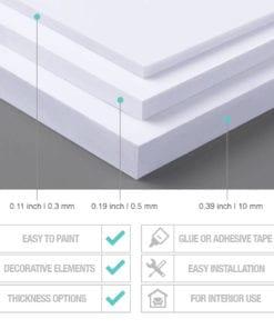 Hello & Welcome 3D Decoração Empresas - PVC